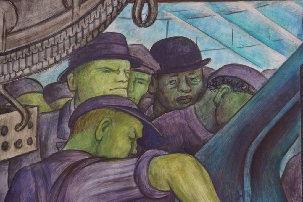 DIA - Diego Rivera Court