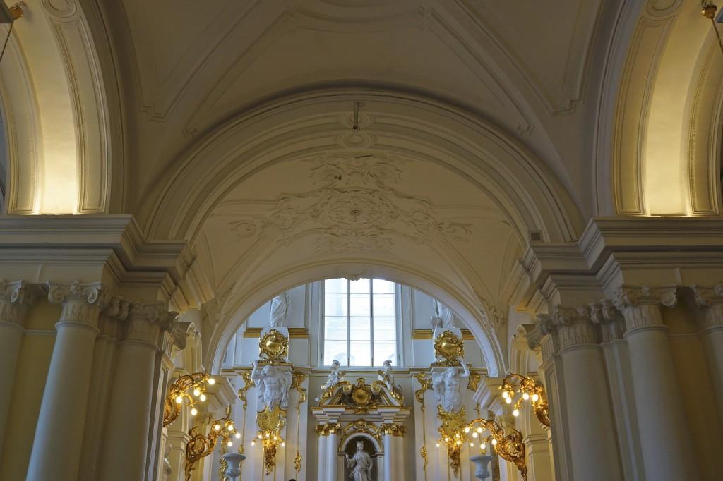 Russia - Hermitage, St. Petersburg City Hall, American Embassy