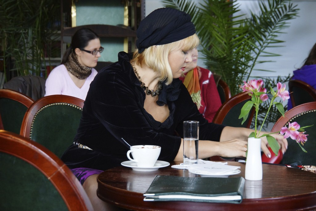 Singer Cafe