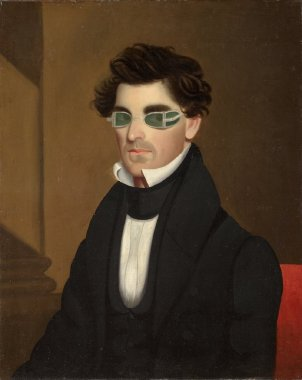 Nathaniel Olds by Jeptha Homer Wade