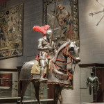Armor for Man and Horse with Völs-Colonna Arms, c. 1575 North Italy, 16th century